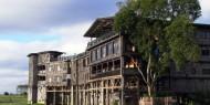 Treetops, un establecimiento original en el Parque Nacional de Aberdares