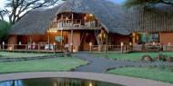 Tawi Lodge, un lujo en Amboseli