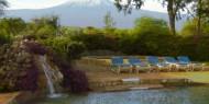 Amboseli Sopa Lodge, un buen establecimiento a los pies del Kilimajaro