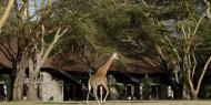 Lake Naivasha Sopa Lodge, jardines, sorpresas y buenas instalaciones