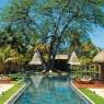 Shandrani cuenta con un spa y un centro de belleza afiliados a Clarins