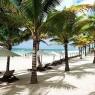 The Residence Mauricio, playa del hotel