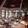 Interior del restaurante Verandha, The Residence, Mauricio