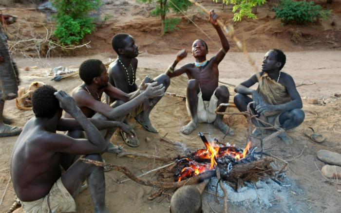 Una tribu milenaria