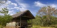 Kirurumu Manyara Lodge, un tented camp en Lago Manyara