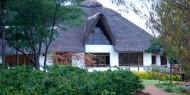 Ngorongoro Farm House se encuentra situado en una granja de café de 220 hectáreas