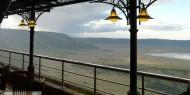 Ngorongoro Wildlife Lodge, posiblemente las mejores vistas del cráter