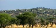 Kirawira Tented Camp es un exquisito establecimiento de lujo situado en el corredor del oeste del Serengeti