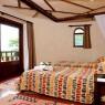 Las habitaciones del Serengeti Serena Safari Lodge tienen unas magníficas vistas