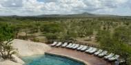 El Serenora Wildlife Lodge se encuentra maravillosamente situado en el corazón del Serengeti