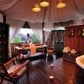 Sala de masajes de La Gemma dell´ Est