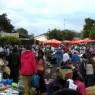Mercado en la ciudad de Arusha, Tanzania