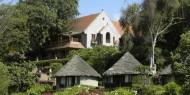 Serena Arusha Mountain Lodge, un remanso de paz a las afueras de Arusha