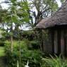 """Las construcciones del Arusha Mountain Lodge son de piedra y las habitaciones simulan los tradicionales """"rondavels"""" africanos"""