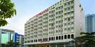 Ramada Hotel Colombo, bien ubicado tanto para visitar la ciudad como para acercarnos a la playa