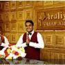 Recepción de hotel Araliya Green Hills donde nos encontraremos con una sonrisa.