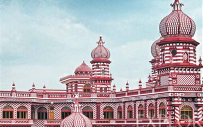 Mezquita de Jami-Ul-Alfar