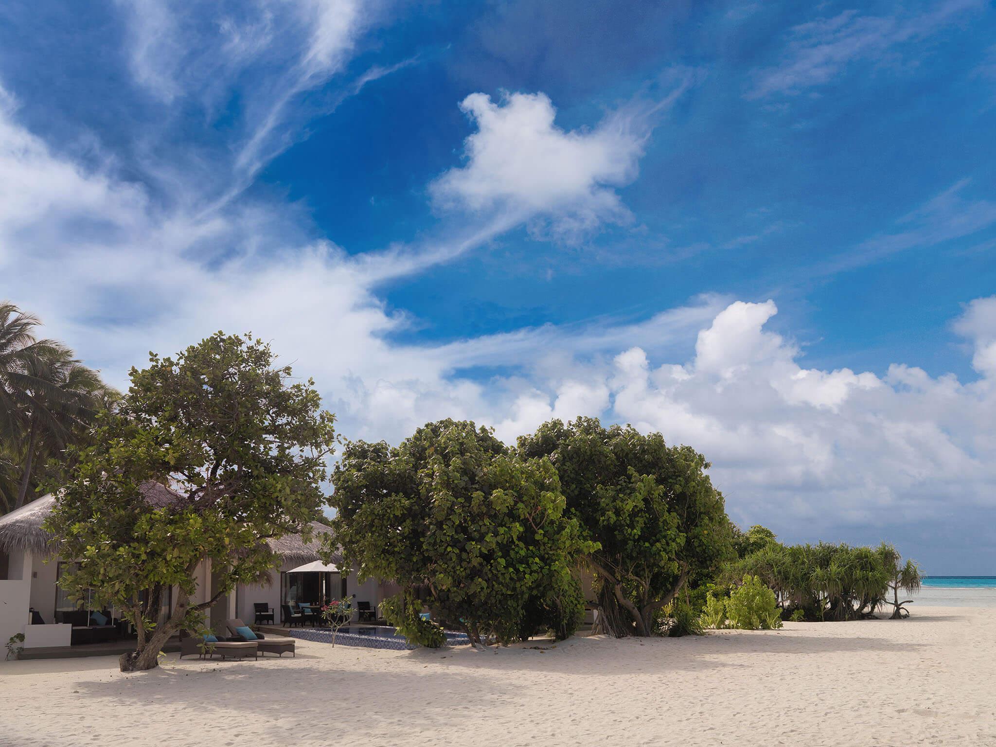 Playa habitaciones Beach Suite