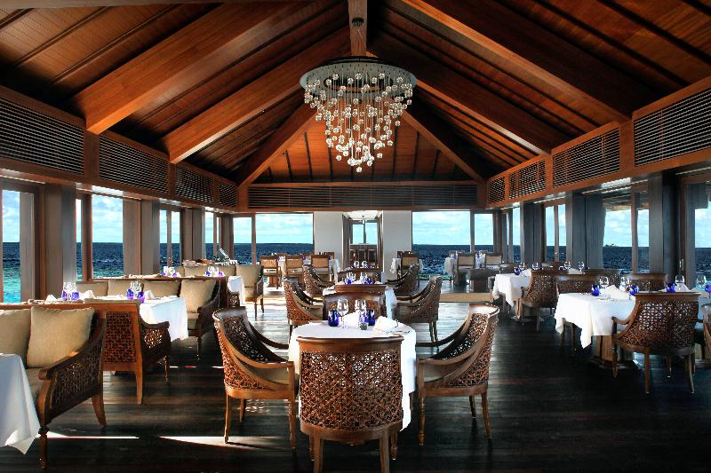 Restaurante The Falhumaa