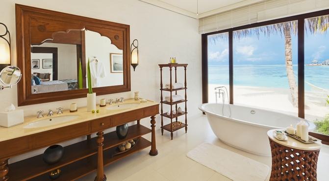 Beach Villa - baño