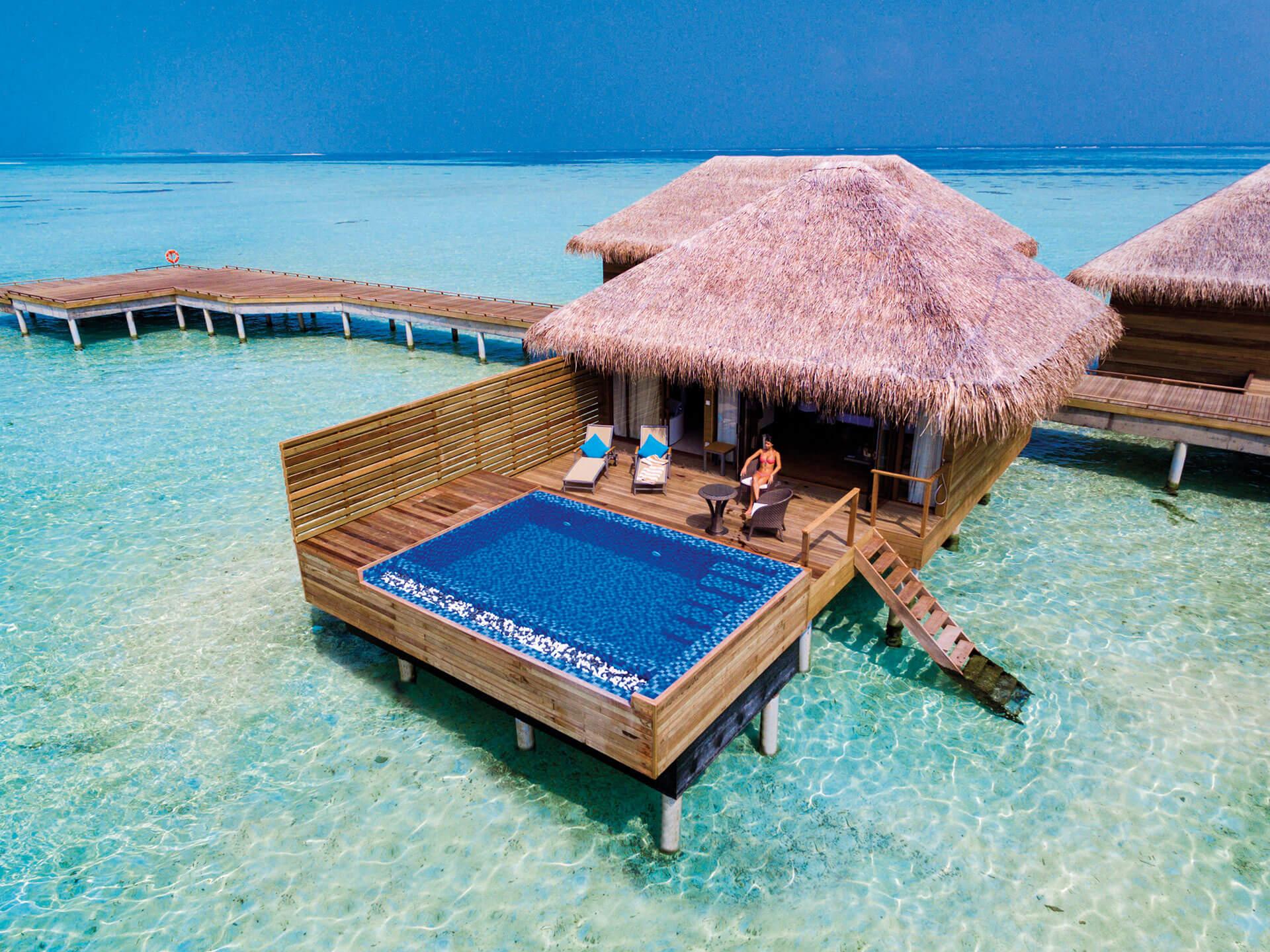 Habitación Lagoon Suite Pool