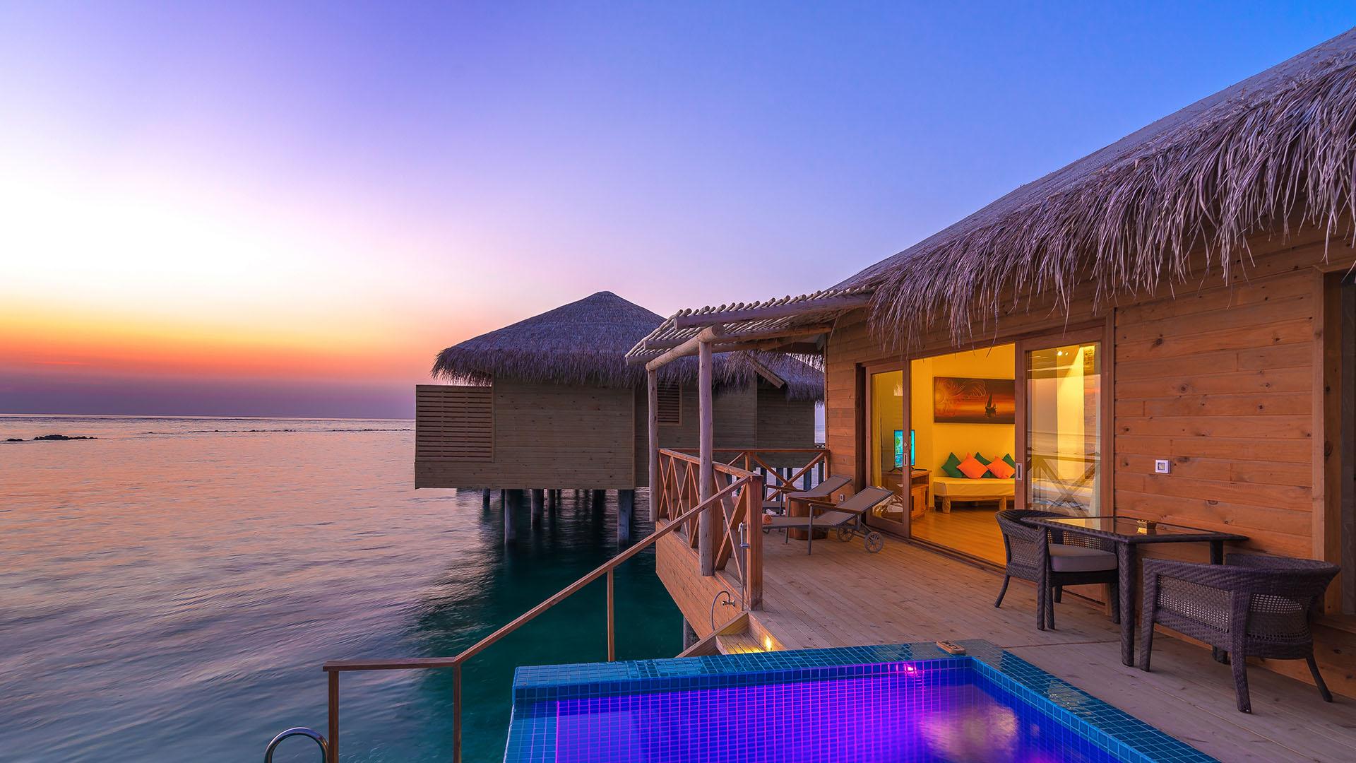 Aqua Suite con piscina
