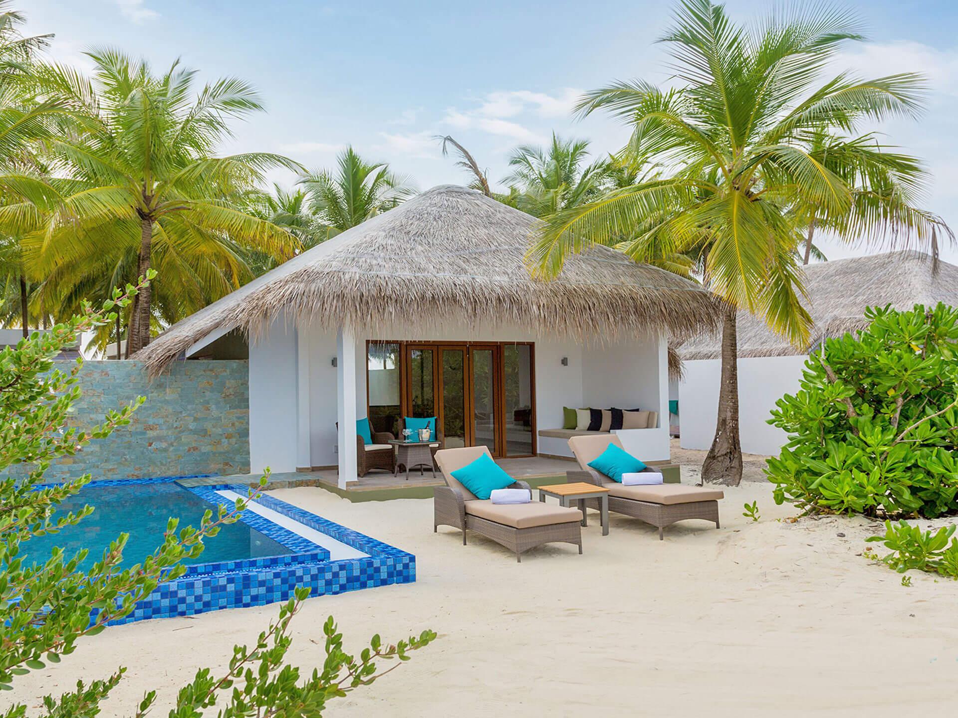 Beach Suite con piscina