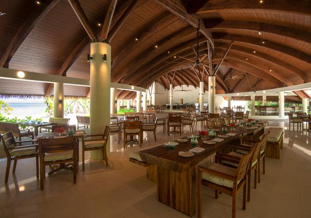 Restaurante The Dining Room