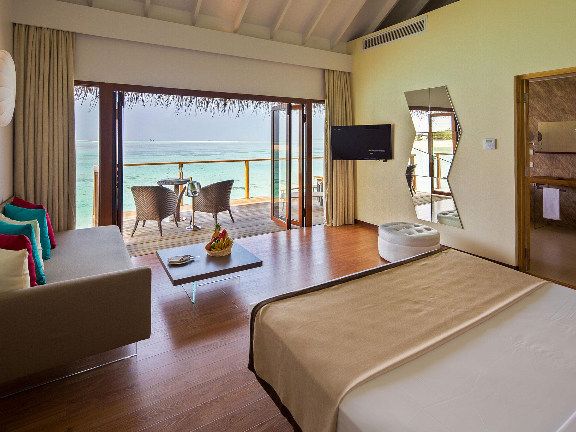 Habitación Lagoon Suite