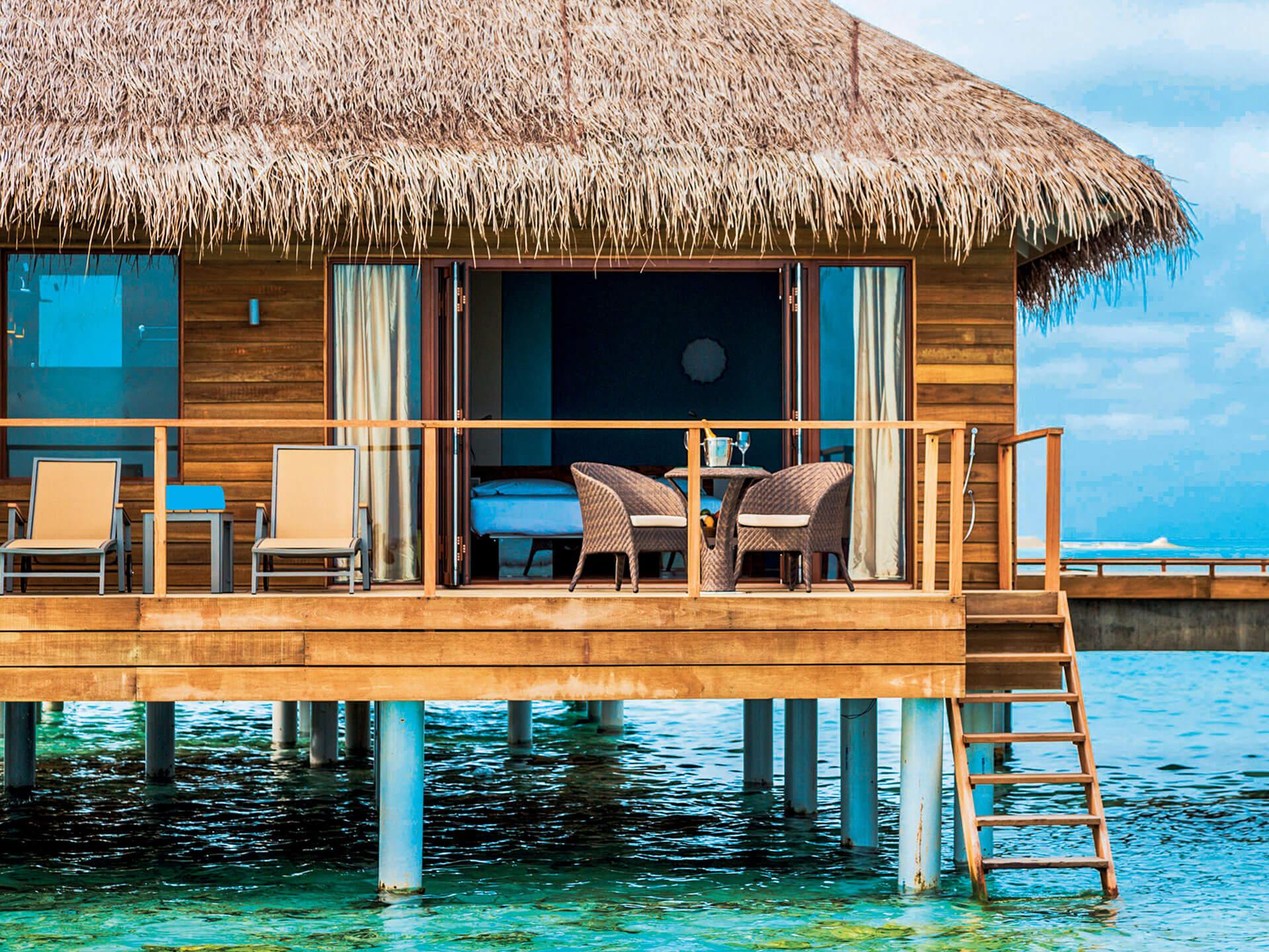 Habitación Lagoon Villa